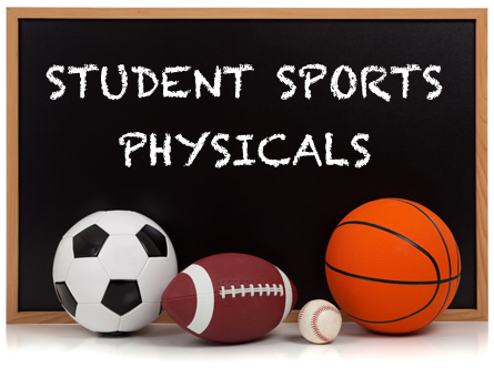 This is the image for the news article titled 2019 - 2020 Athletic Physical Form Now Available