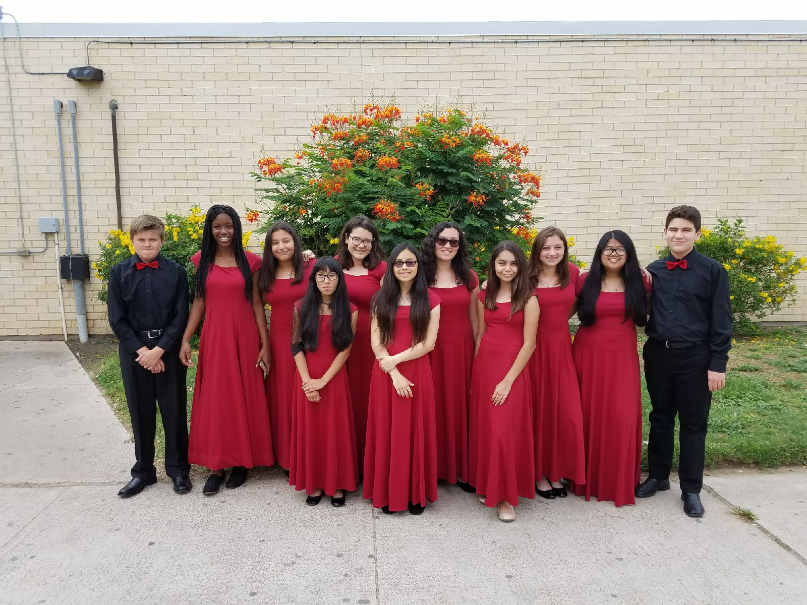 BL Gray region choir 2018