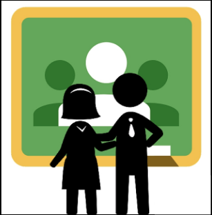 This is the image for the news article titled Parents & Google Classroom