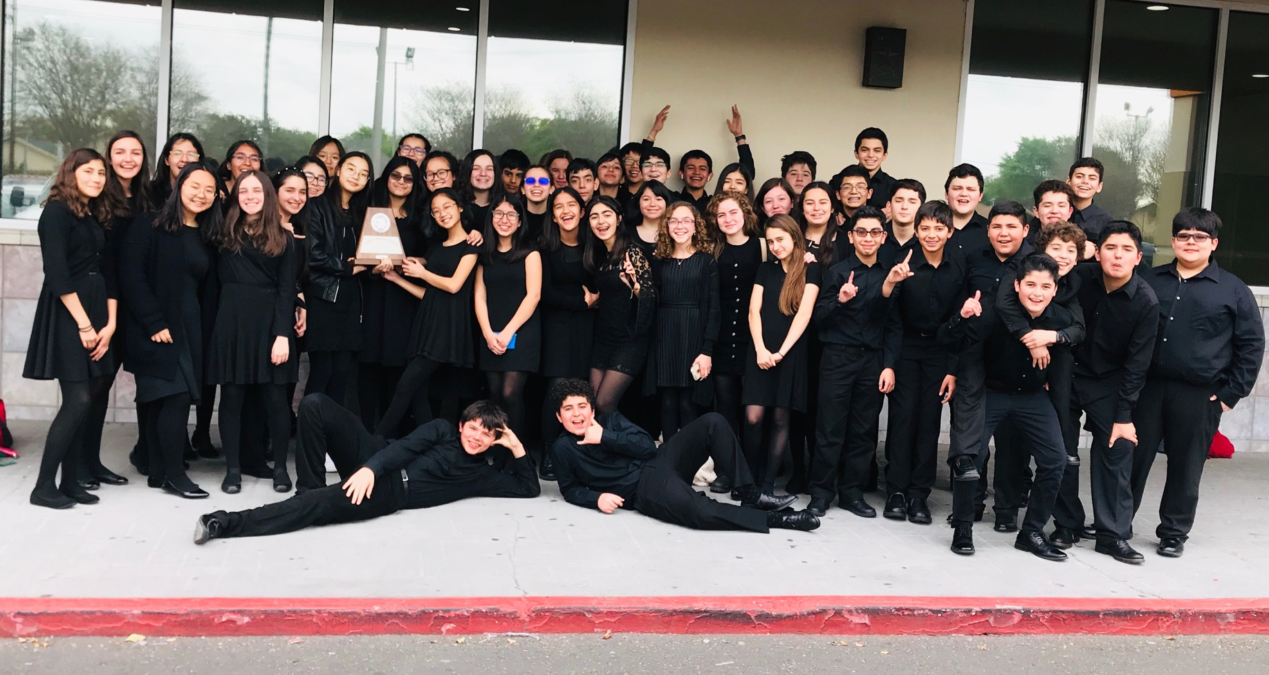 Honor Band 2019