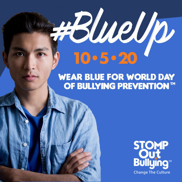This is the image for the news article titled BL Gray Celebrates World Day of Bullying Prevention